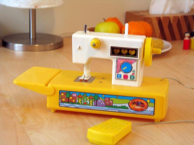 machine à coudre