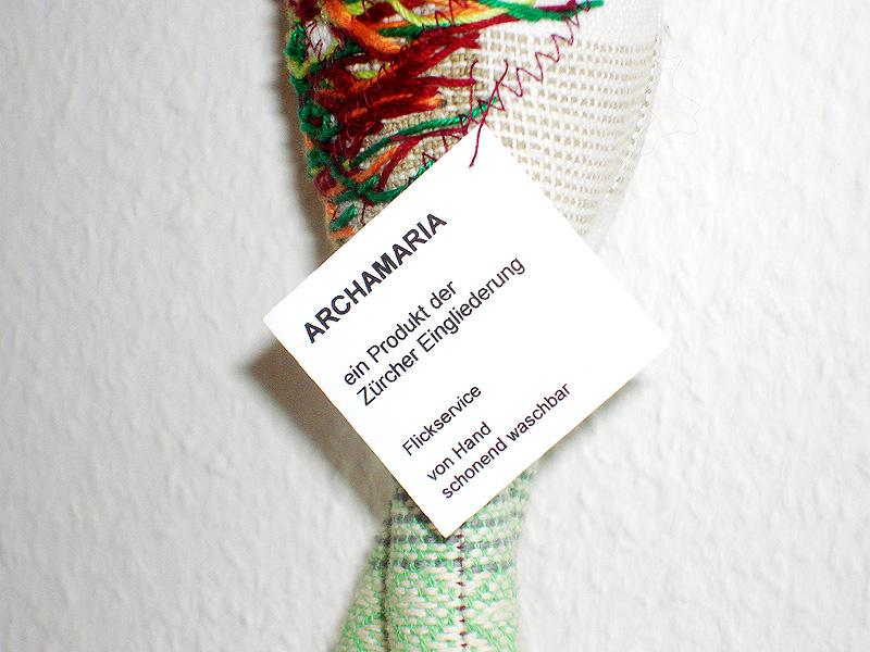 ARCHAMARIA by Flickservice - ein Produkt der Zürcher Eingliederung