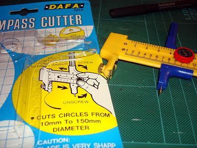 DAFA Compass Cutter