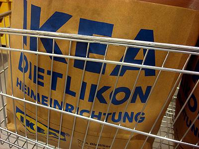 Einkaufstour IKEA Dietlikon 20.5.09