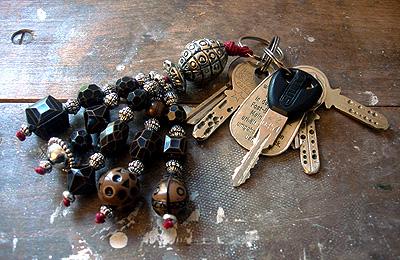 Schlüsselanhänger-Auswahl