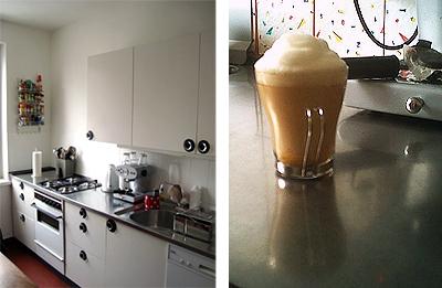 Espressomaschine X1 chez Renate